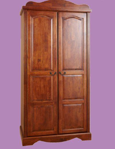 Charlotte 2 Door Wardrobe