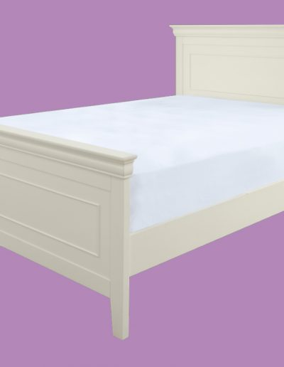 Laffeyette Bed - grey