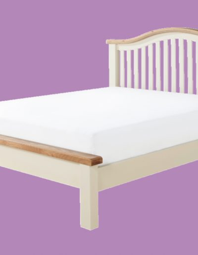 Maine Low End Bed