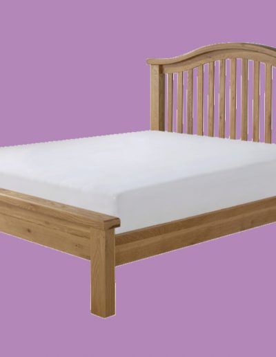 Minnesota Low End Bed